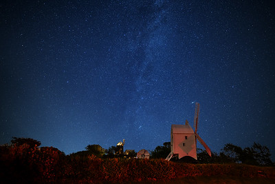 Jack & Jill under the Milky Way