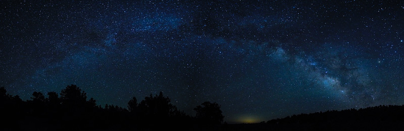 Arch of the Milky Way