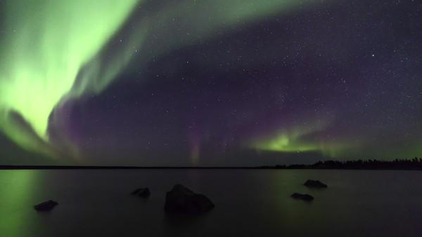 Canadian Auroras