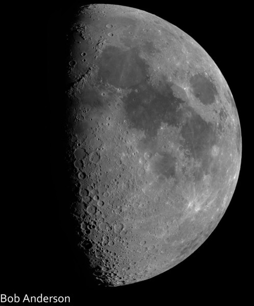 62% Phase of moon