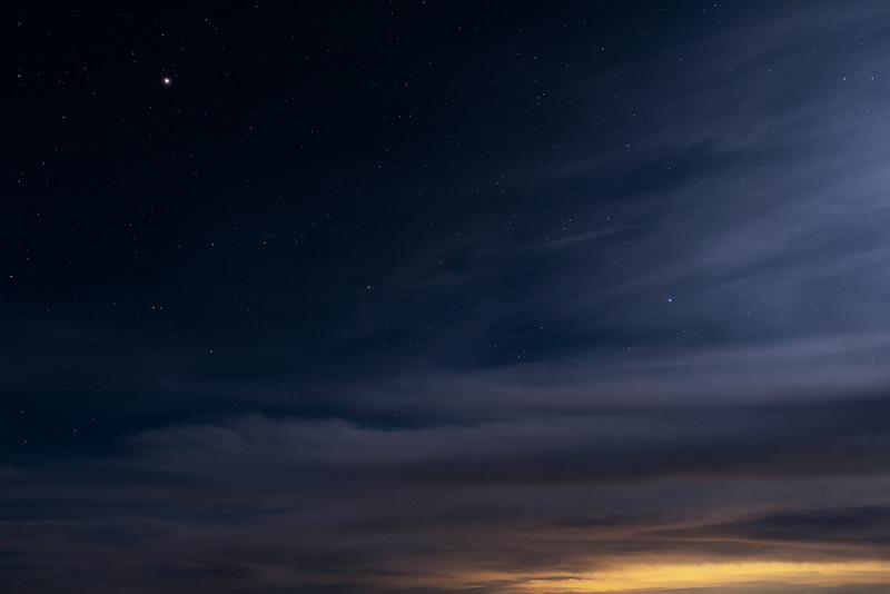 Mars And Stars