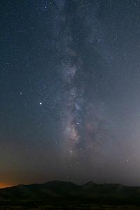 Milky Way Cluster
