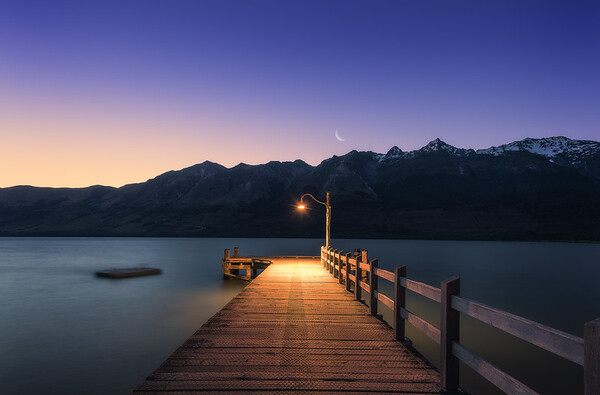 Pier of Dreams || Glenorchy