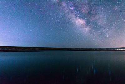 Milky Reflections