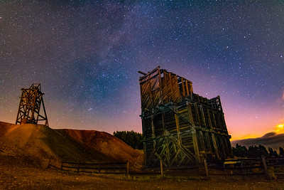 Hoosier Pass Mines