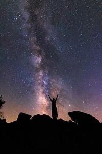 Namaste, Milky Way