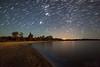 Lake Victoria Bioluminescence