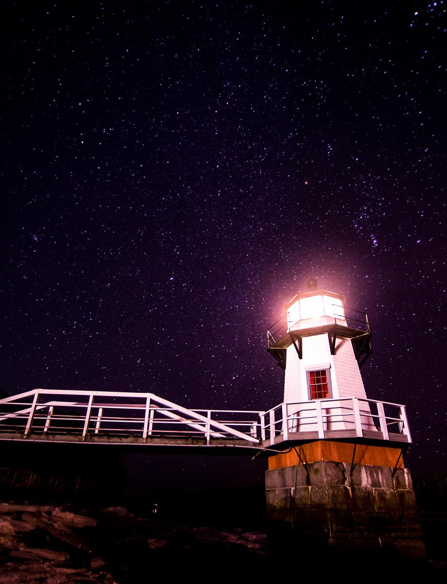 Night Sky of Maine