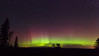 Aurora from Mt Maude <br /> <br /> Grand Portage Indian Reservation <br /> Grand Portage, Minnesota <br /> (5II2-03651)