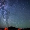 Milky Way Rising over Mauna Kea, edited