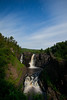High Falls in the Moonlight<br /> <br /> Grand Portage State Park<br /> Grand Portage, Minnesota<br /> (5II-15421)