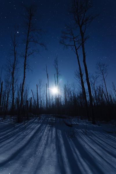 Moon Star<br /> <br /> Grand Portage Indian Reservation<br /> Grand Portage, Minnesota<br /> (5II2-27143)