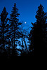 May Crescent Moon <br /> <br /> Temperance River State Parl <br /> Schroeder, Minnesota <br /> (5DII-25930)