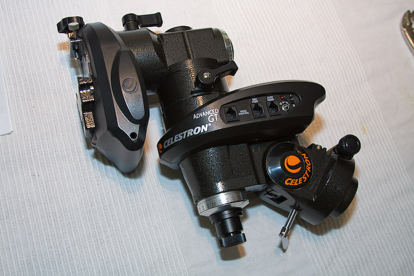 """A write-up of the DIY Hypertune on my CG5 mount (using the kit from Deep Space products) can be found at The Chicago Astronomer    <a href=""""http://astronomer.proboards.com/index.cgi?board=Equipment&action=display&thread=3079"""">http://astronomer.proboards.com/index.cgi?board=Equipment&action=display&thread=3079</a>"""