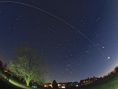 8mm wide angle ISS