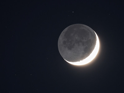 Earthshine 12% 15th April 2021