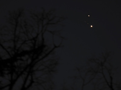 Jupiter Saturn conjunction