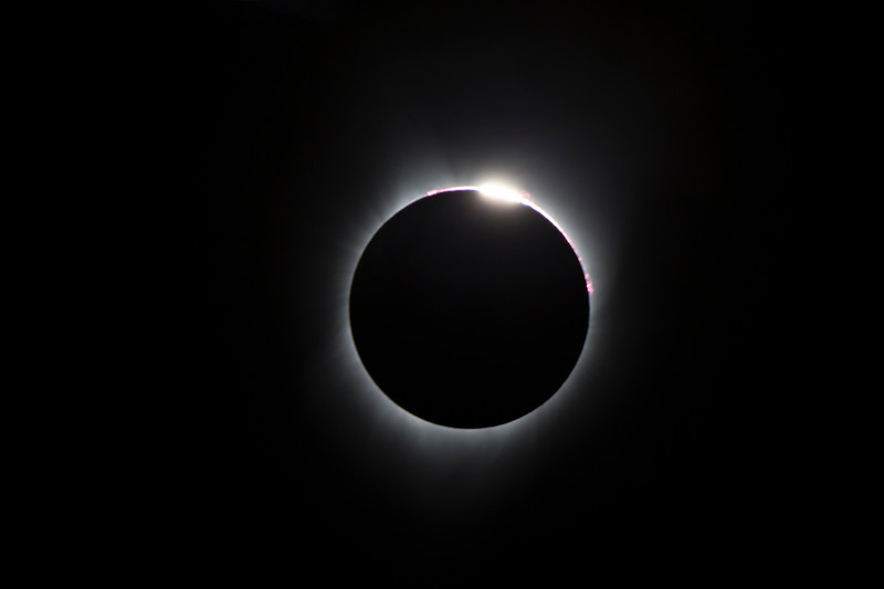 Leaving Totality