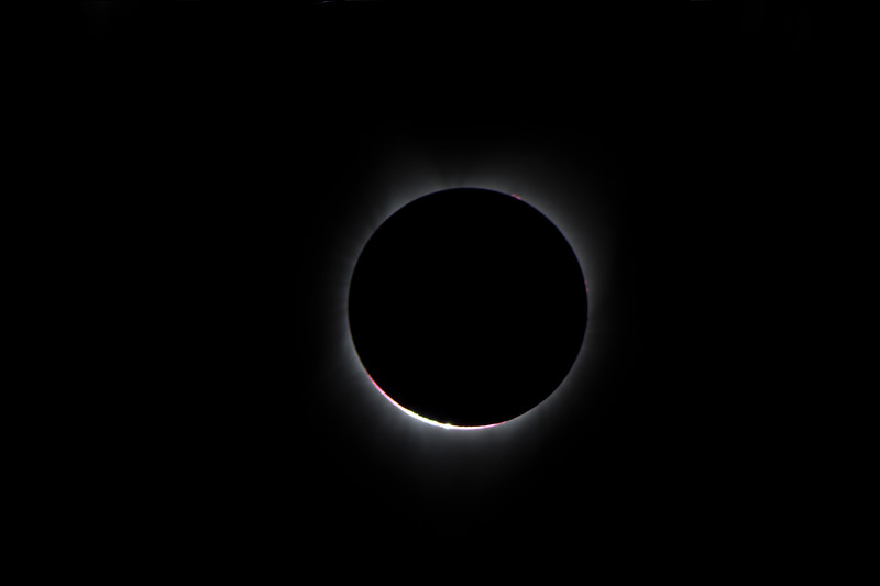 Approaching Totality