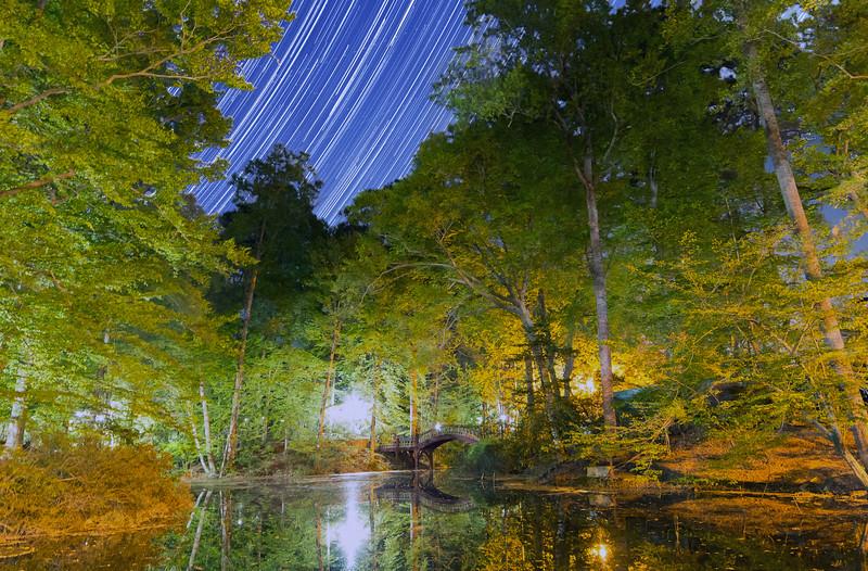 Crim Dell Star Trail