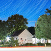 Browning Courthouse Star Trail
