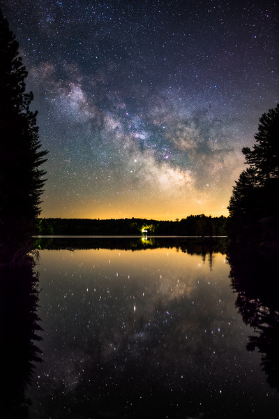 Galactic Reflection