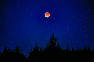 Lunar Supermoon Eclipse on Sept 27, 2015