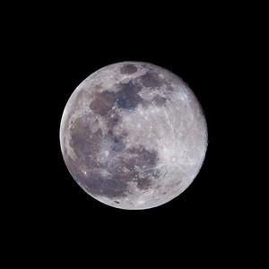 Full Mineral Moon
