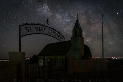 Scythe of St. Mary Cemetery