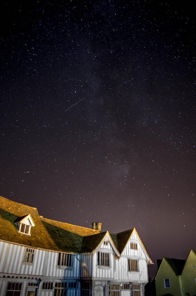 From the birthplace of Twinkle Twinkle Little Star - Lavenham Suffolk