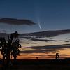 Comet NEOWISE | Mojave Desert | California