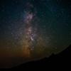 Milky Way & Mountain Horizon