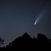 Comet NEOWISE | Joshua Tree National Park