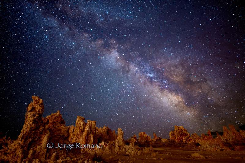 tufas with stars
