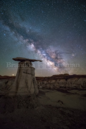 Hoodoos and Stars