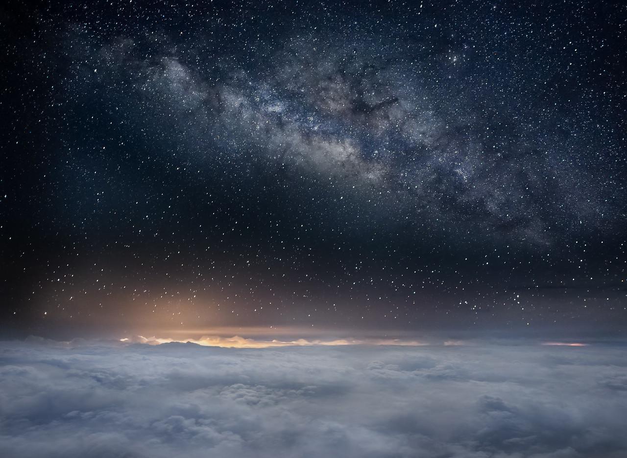 View From Mauna Kea