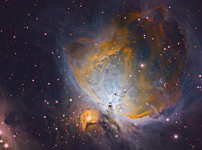 Orion Nebula Narrow Band