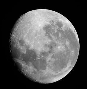 Moon Jan 3, 2018
