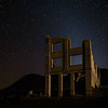 Zodiacal light | Cook Bank | Rhyolite | Nevada