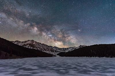 Milky Way - Clinton Gulch