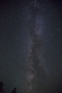 Milky Way at Bryce Canyon