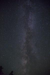 Milky Way at Bryce Canyon