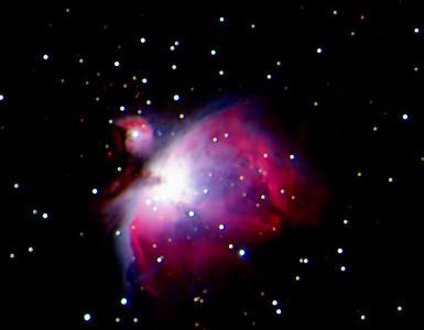 Rion Nebula