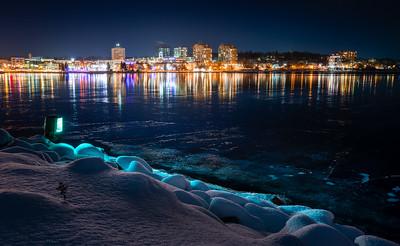 Shining Ice