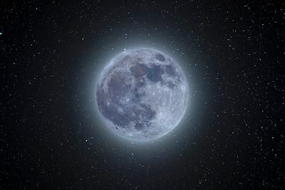 Full Moon Dreamscape