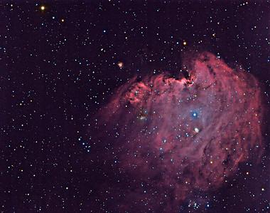 NGC1974 Halpha