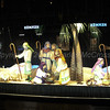 Christmas Window decorations in David Jones department store Sydney