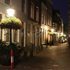 Trajectum Lumen - A Utrecht Tale of Light<br /> Street scene - (Kintgens Haven?)
