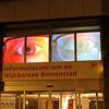 Trajectum Lumen - A Utrecht Tale of Light<br /> - Map Ref 2 Neudeflat - projection onto 1st floor windows on block of flats