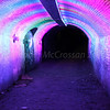 Trajectum Lumen - A Utrecht Tale of Light - Map Ref 3<br /> Ganzenmarkt Tunnel